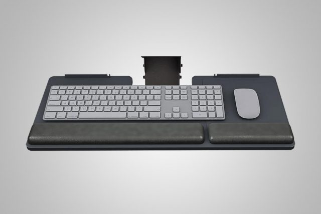 Standing Desk Keyboard Mouse Tray MultiTable