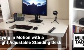 Staying In Motion With A Height Adjustable Standing Desk MultiTable
