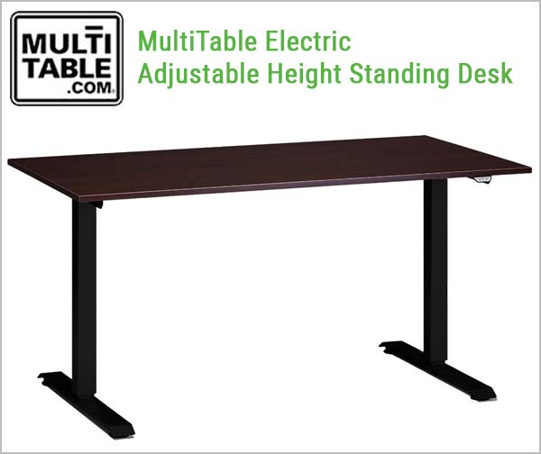Standing Desk Electric MultiTable