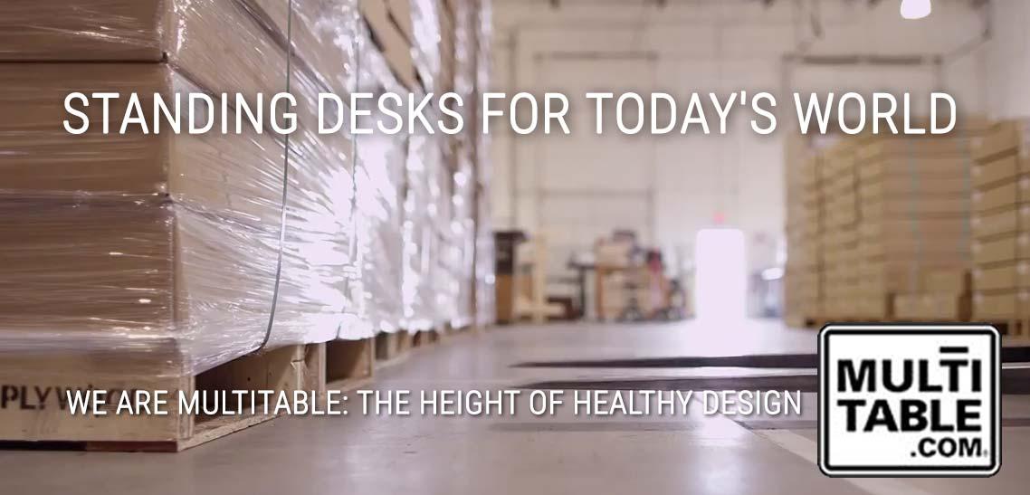 Standing Desks For Todays World MultiTable