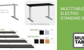 Electric Standing Desk MultiTable