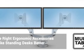 Ergonomic Accessories For Standing Desks