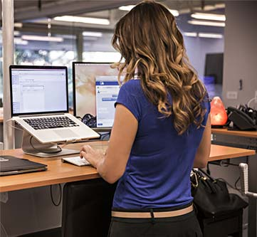 Standing Desk How To Stand More MultiTable