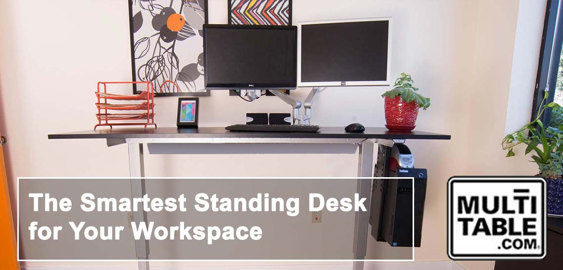 MultiTable Electric Standing Desk