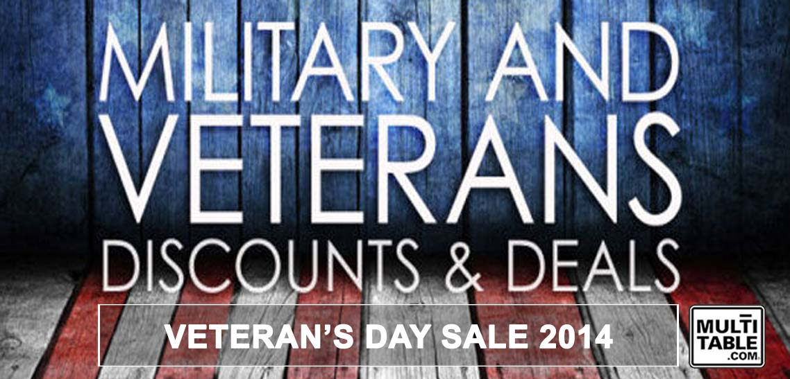 Standing Desk Veterans Day Sale 2014 Height Adjustable Desk Sale MultiTable