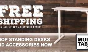 Standing Desk Free Shipping MultiTable