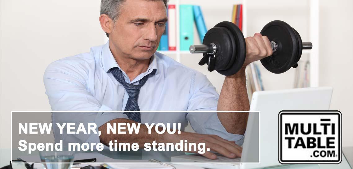 Standing Desk Resolutions For New Years MultiTable