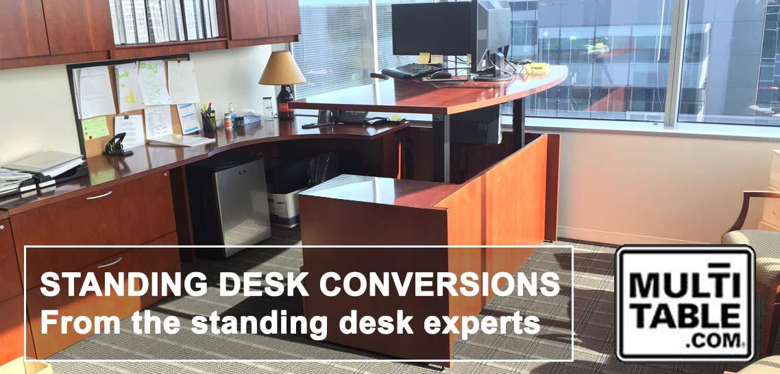 Standing Desk Conversions MultiTable