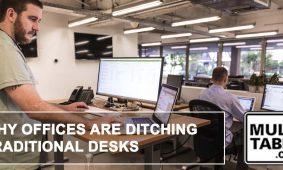 Standing Desk Revolution MultiTable