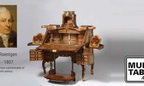 Standing Desk History Eighteenth Century