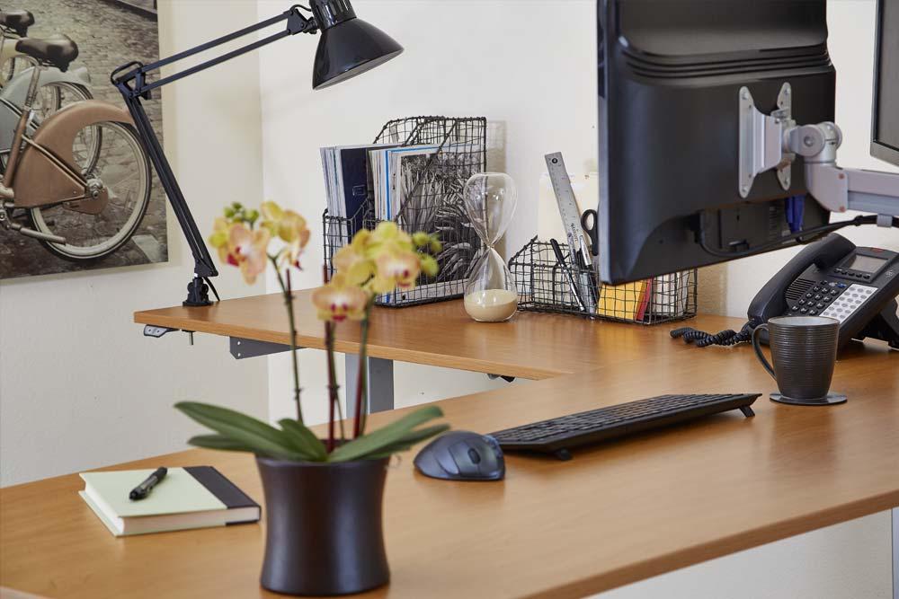 Standing Desk Adjustable Height Desk MultiTable Gallery 10