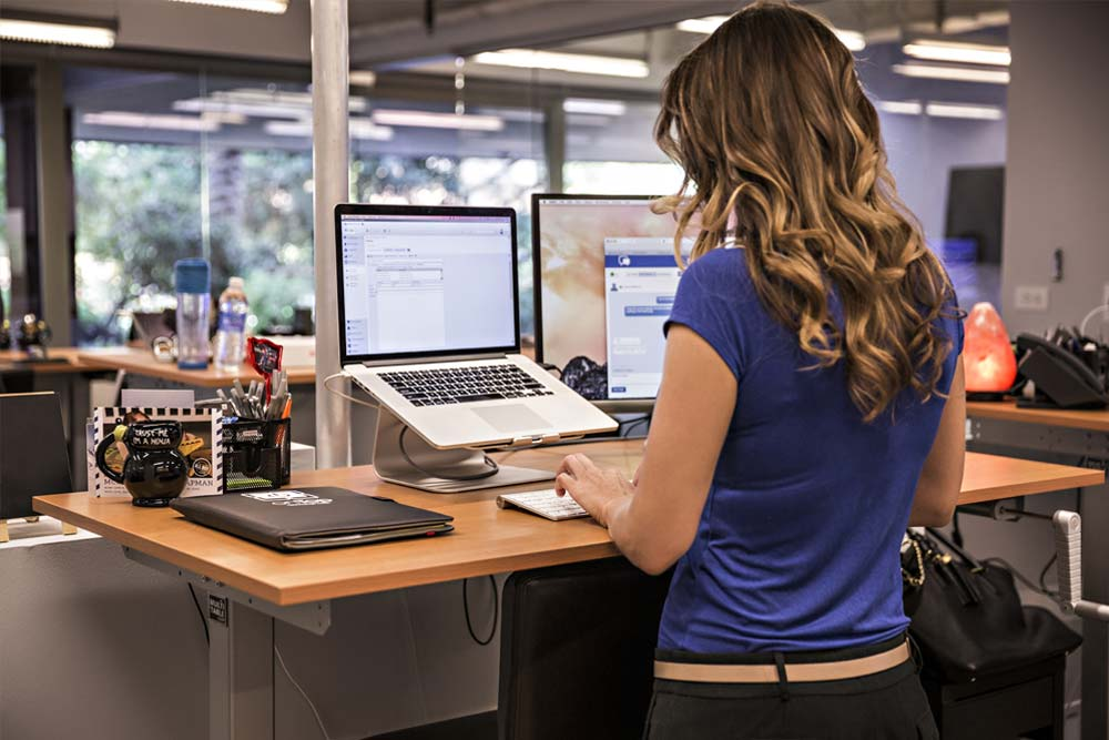 Standing Desk Adjustable Height Desk MultiTable Gallery 4