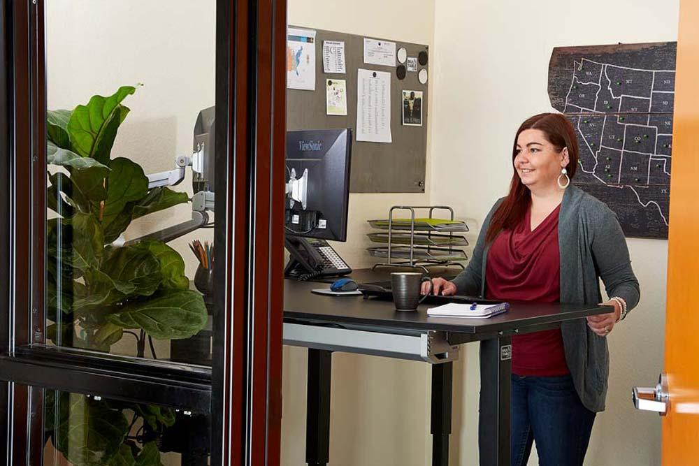 Standing Desk Adjustable Height Desk MultiTable Gallery 5