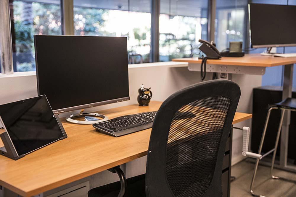 Standing Desk Adjustable Height Desk MultiTable Gallery 7