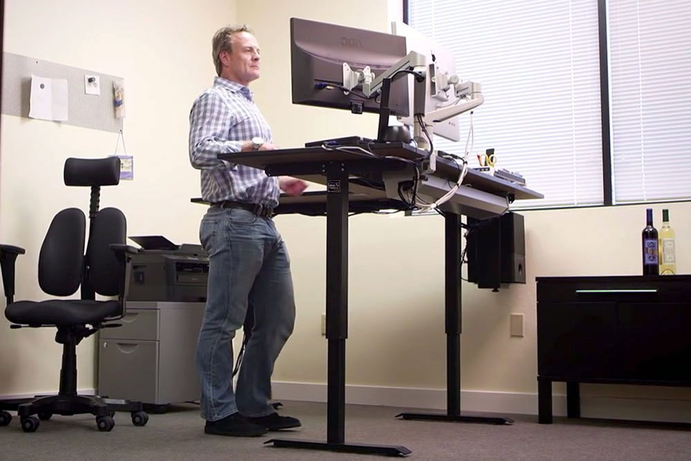 Stand Up Desk Benefits