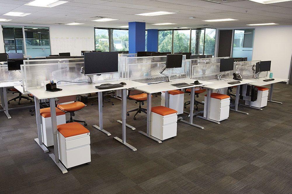 Standing Desk Benefits MultiTable Adjustable Height Desk
