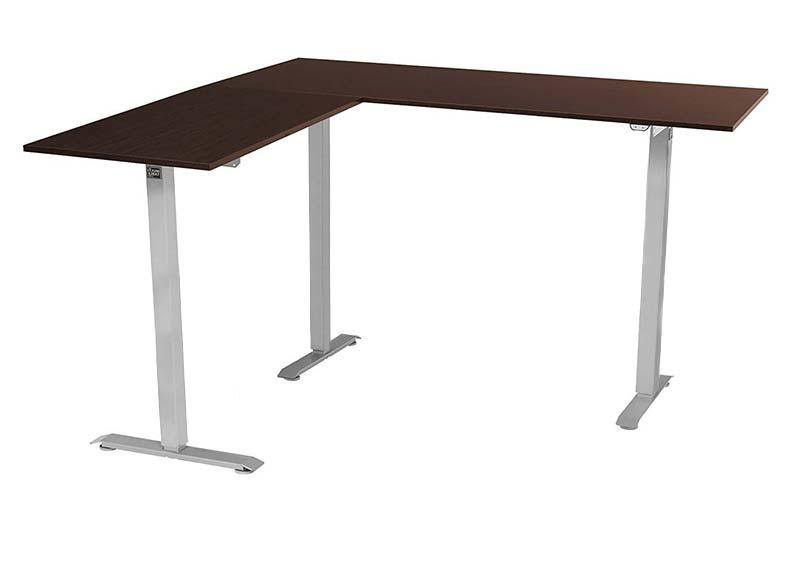 L Shaped Standing Desk MultiTable