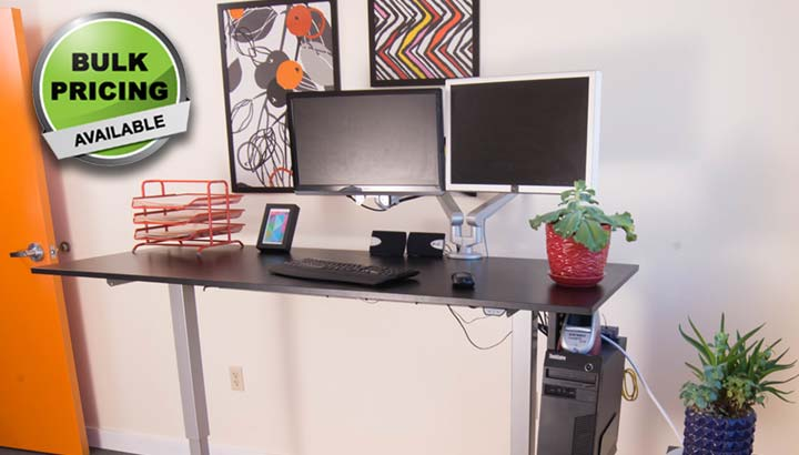 Standing Desk Accessories Height Adjustable Office Desk Accessories MultiTable 3
