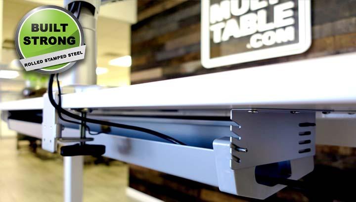 Standing Desk Accessories Height Adjustable Office Desk Accessories MultiTable 5