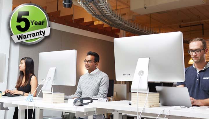 Standing Desk Electric Height Adjustable Office Desk MultiTable 2