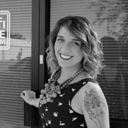Becca Ward Client Relations Representativet MultiTable Standing Desks