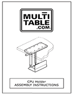 CPU Holder Assembly