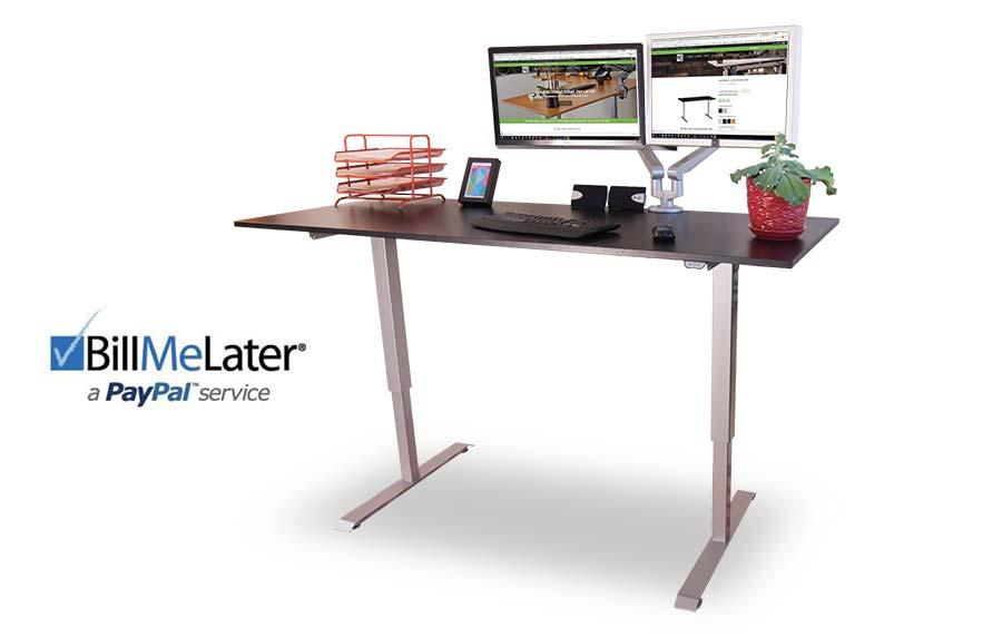 Standing Desk Financing Multitable