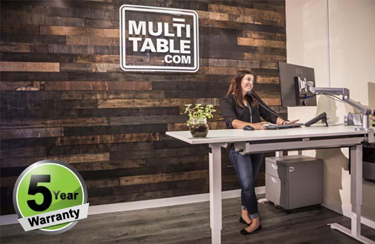 Standing Desk MultiTable Height Adustable Office Desk 1