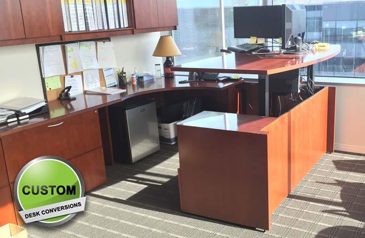 Standing Desk MultiTable Height Adustable Office Desk 5