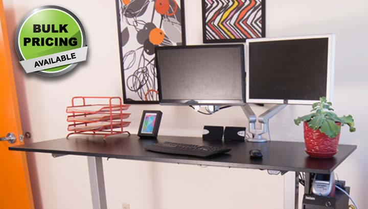 Standing Desk Adjustable Height Desk Ergonomic Accessories Multitable