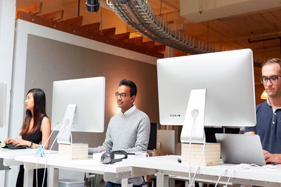 Standing Desk Experts MultiTable Height Adjustable Office Desk