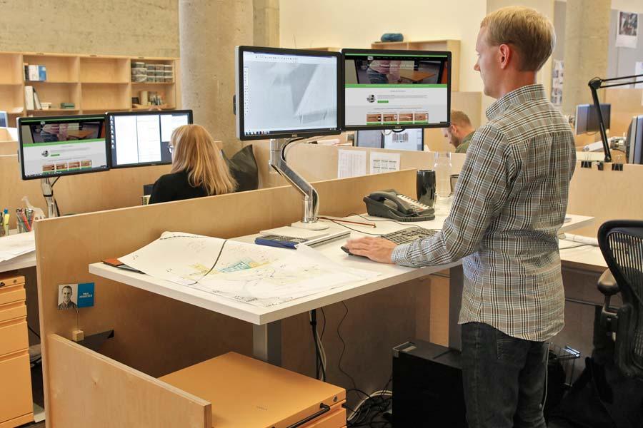 Standing Desk Height Adjustable Office Desk Experts MultiTable Standing Office Desk