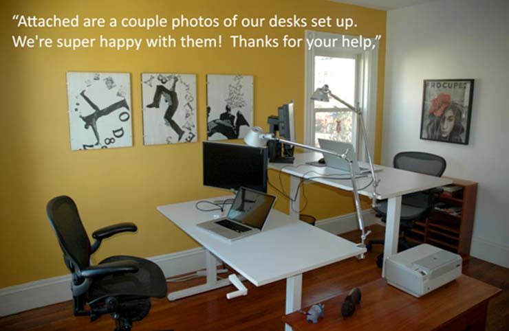 Standing Desk Bulk Pricing MultiTable Height Adustable Sit Stand Office Desks