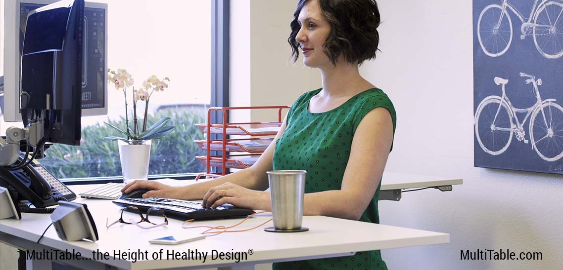 Standing Desk MultiTable Height Adjustable Desk Experts Article 3