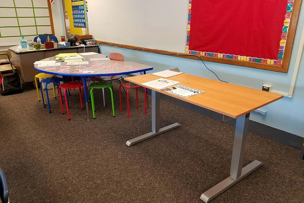 Standing Desks In Schools MultiTable