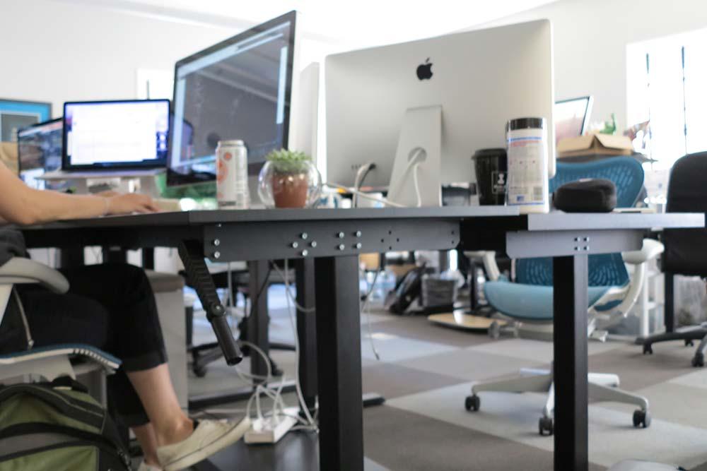 Standing Desk Adjustable Height Desk MultiTable Gallery 40