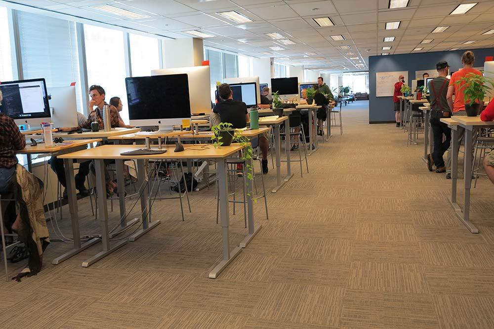 Standing Desk Adjustable Height Desk MultiTable Gallery 44