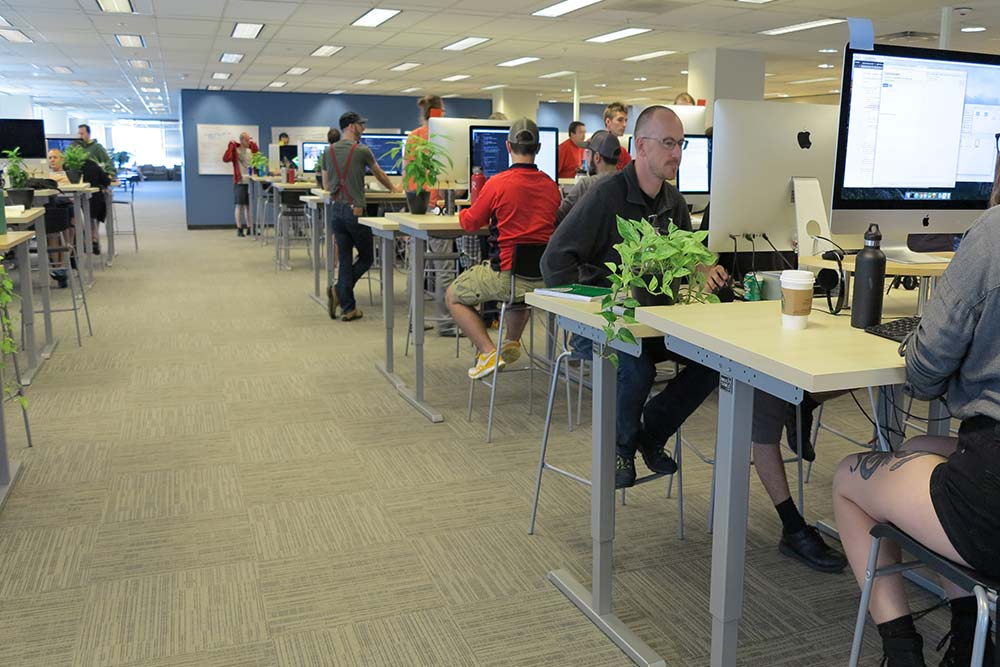 Standing Desk Adjustable Height Desk MultiTable Gallery 45