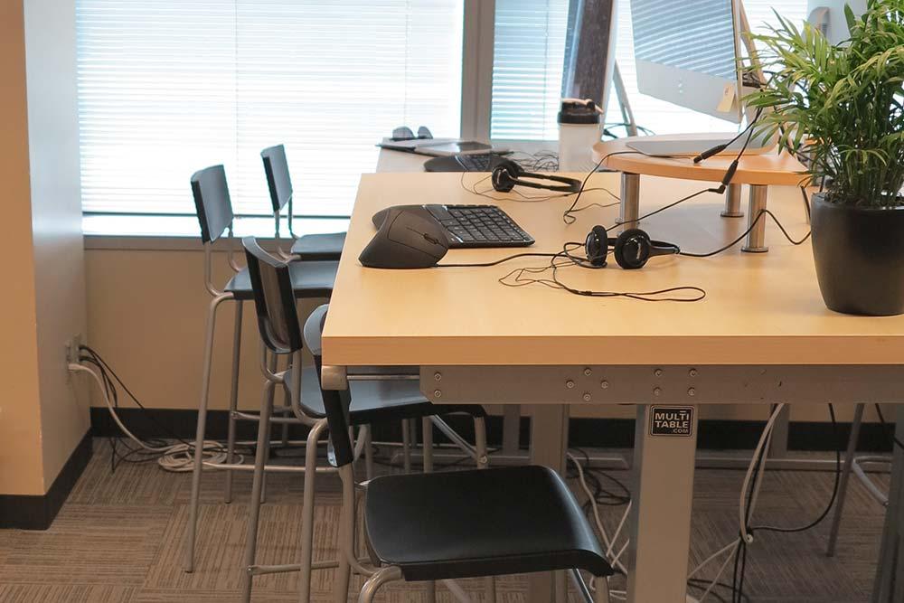Standing Desk Adjustable Height Desk MultiTable Gallery 48