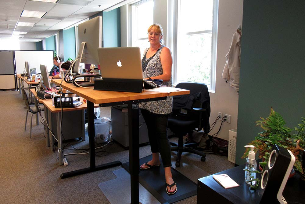 Standing Desk Adjustable Height Desk MultiTable Gallery 56