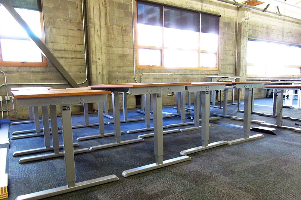 Standing Desk Adjustable Height Desk MultiTable Gallery 61