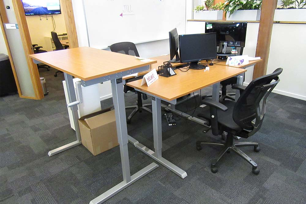 Standing Desk Adjustable Height Desk MultiTable Gallery 62