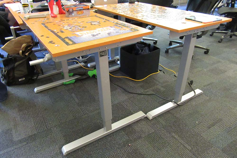 Standing Desk Adjustable Height Desk MultiTable Gallery 63