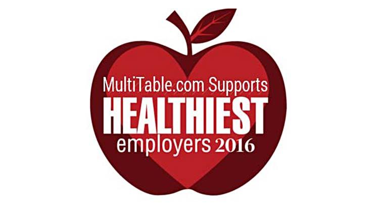 Healthiest Employers MultiTable