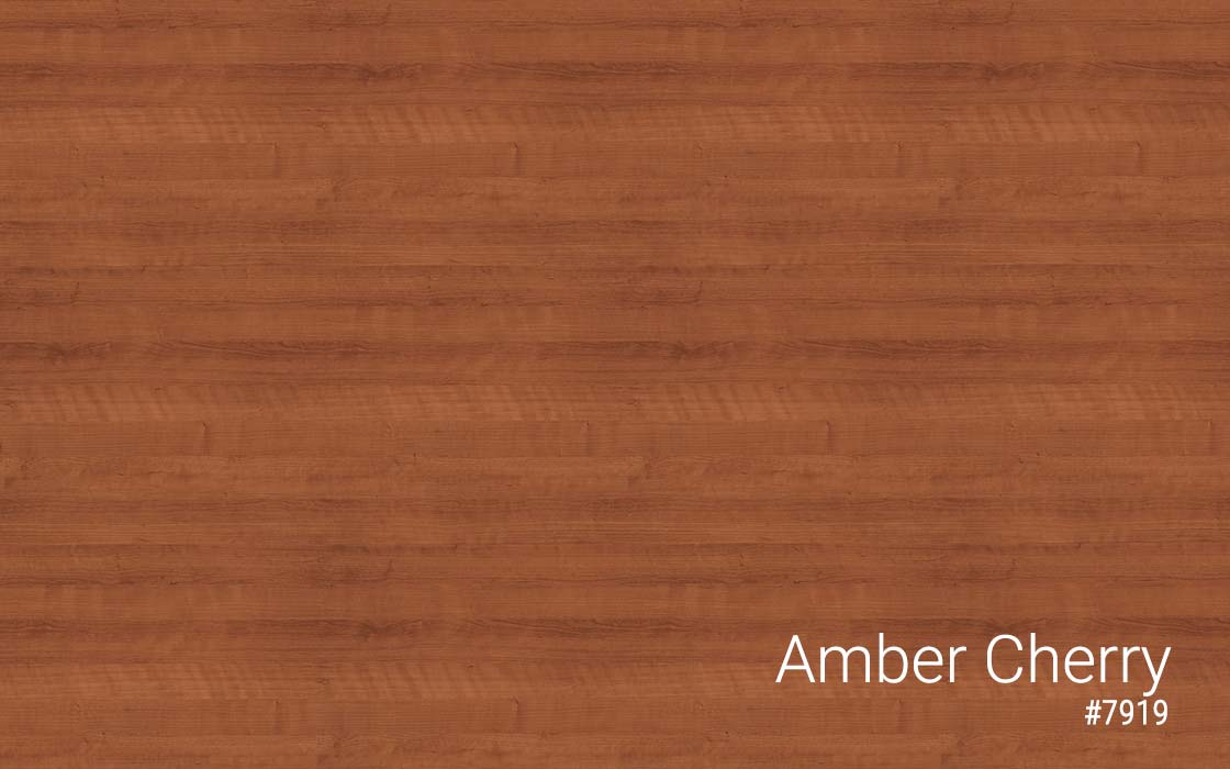 Standing Desk Laminate Top Color Amber Cherry MultiTable
