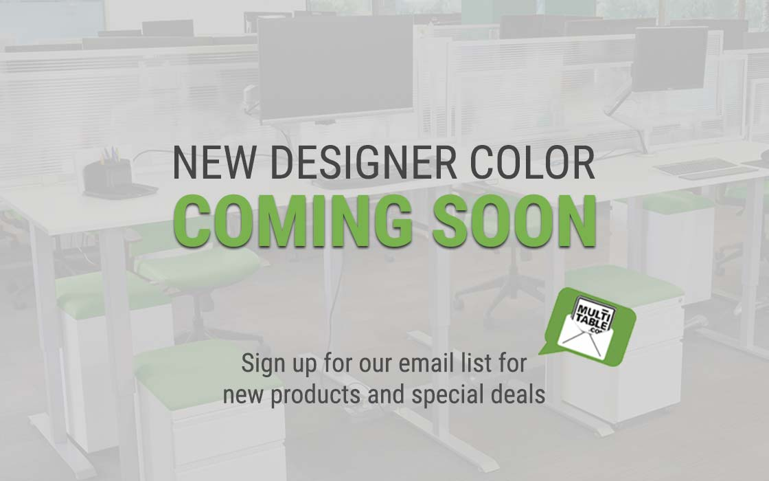 Standing Desk Laminate Top Color Comming Soon MultiTable