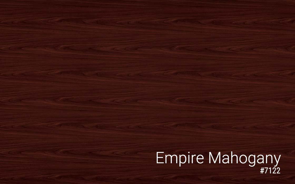 Standing Desk Laminate Top Color Empire Mahogany MultiTable