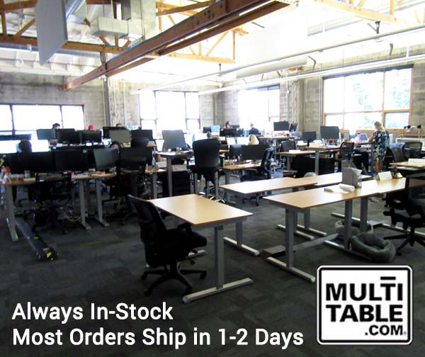 Standing Desks Fast Free Shipping Multitable
