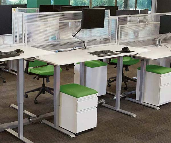 Electric Standing Desks Fast Free Shipping MultiTable