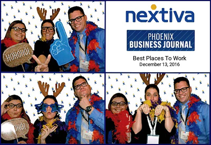 Phoenix Business Journals Best Places To Work 2016 MultiTable